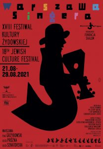 XVIII Festiwal Singera - plakat
