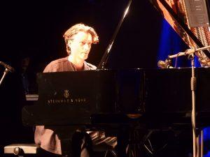 Atanas Valkov podczas koncertu - fot. Roman Soroczyński