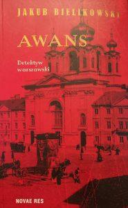 Awans - okładka/ fot. Roman Soroczyński