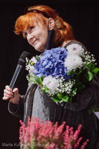 Barbara Krafftówna - fot. Marta Kuśmierz