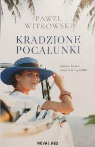 Kradzione pocałunki - okładka/ fot. Roman Soroczyński