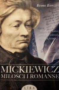 Okładka książki Mickiewicz. Miłości i romanse - fot. Roman Soroczyński/AJ
