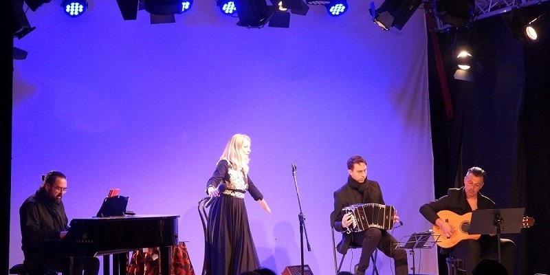 Olga Avigail & Tango Attack