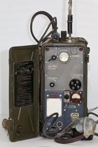 Radiostacja R-105 - fot. Mieczysław Hucał
