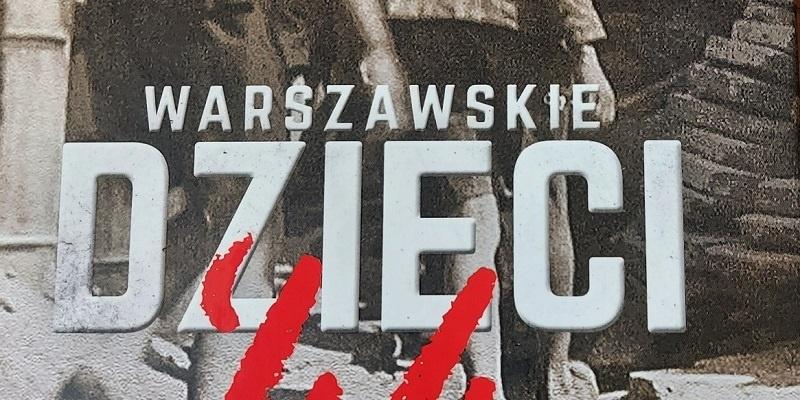 Warszawskie dzieci 44 fragment okładki_II
