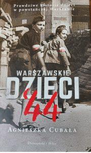 Warszawskie dzieci 44 - okładka/ fot. Roman Soroczyński