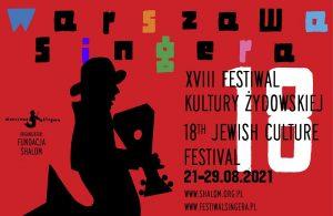 XVIII Festiwal Singera - baner/ fot. materiał Organizatora