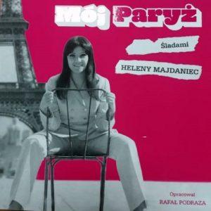 Helena Majdaniec - okładka książki/ fot. Roman Soroczyński_AJ