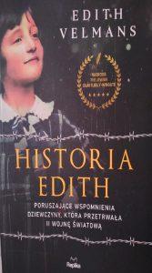 Historia Edith - okładka/ fot. Roman Soroczyński/AJ