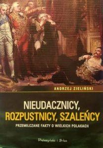 Nieudacznicy... - okładka książki/ fot. Roman Soroczyński_AJ