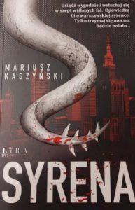 Syrena - okładka książki/ fot. Roman Soroczyński_AJ