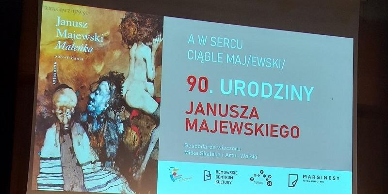 90 lat Janusza Majewskiego_RS