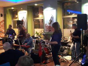 Jazzowy koncert w Legionowie 30.09.2021 r. - fot. Łucja Tulin