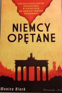 Niemcy opętane - okładka książki/ fot. Roman Soroczyński_AJ