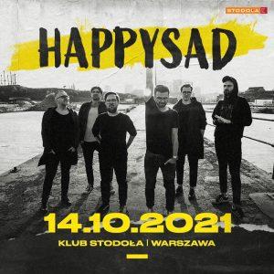 Happysad - plakat